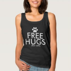 Free hugs (only for cats)