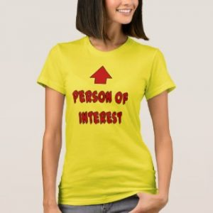 (Arrow-Up) Person Of Interest (Women)