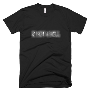 2 hot 4 hell – T-Shirt Black (Asphalt, Forest, Eggplant, Navy, Truffle, Cranberry) (Splashirt)