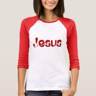 Jesus Christ T-shirt (Women)