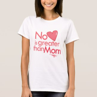 No (Love) is greater than Mom (Women)