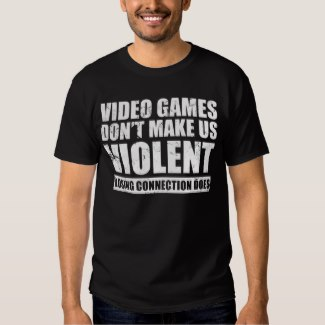 Video Games Don't Make Us Violent - Losing Connection Does