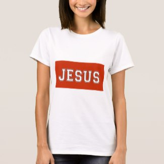 Jesus christ tee shirt (Women)