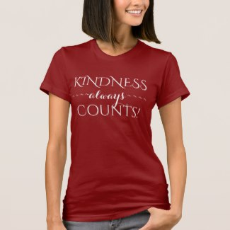 KINDNESS always COUNTS! (Women)