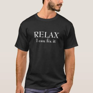 RELAX - I can fix it