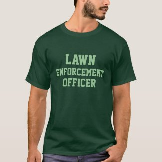 LAWN ENFORCEMENT OFFICER
