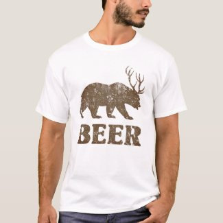 BEER (Cross Between Bear & Deer)